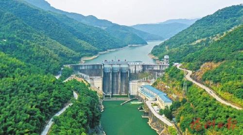 一汪清水向榕流——从山仔工程看连江生态文明建设