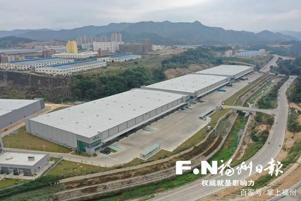 福州物流城有望落户连江:沟通公海铁 运输更便捷