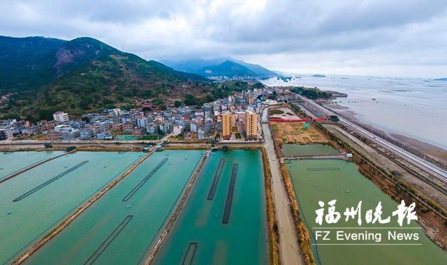 """连江中麻村:奏响""""渔歌唱晚"""""""